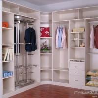 供应** 整体衣柜定制 欧式风格衣帽间 实木厂家板式家具厂直供
