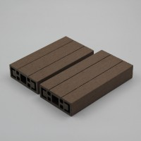 【坤鸿易可木】江西生态木塑地板 塑木地板厂家定制 木塑地板批发商 欢迎来电咨询