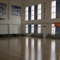 北京中体奥森枫木单层龙骨  乒乓球场地板 体育运动地板厂家 舞台地板安装 实木地板