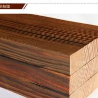 九鼎木业 杭州碳化木热卖 碳化木防腐木地板 ** 价格优惠