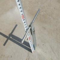 国产建筑避雷  L形高可调避雷支架  避雷支架批发