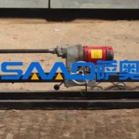 萨奥可固定支架准确钻孔作业顶管机