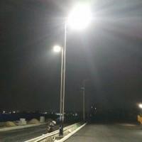 璀璨 广东云浮锂电池太阳能路灯厂家订购 直销高品质大功率LED路灯 节能led路灯