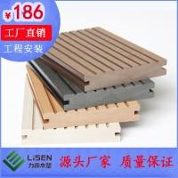 木塑地板 塑木 户外塑木地板 实心地板 户外塑木栈道地板 塑木栈道
