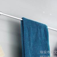 太空铝单杆毛巾架,底座毛巾杆,多功能带钩,加厚底座毛巾杆,加厚毛