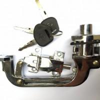 宇通配件折叠门锁123配件折叠门锁123